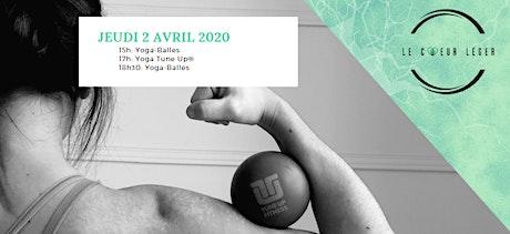 Journée spéciale Yoga Tune Up® & Yoga-Balles billets