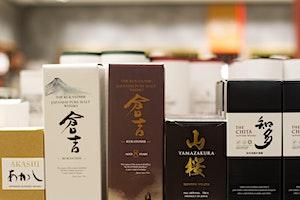 Japanese Whisky and Sake with Yakitori