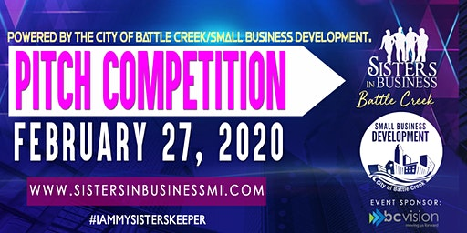 Sisters In Business Battle Creek Pitch Competition