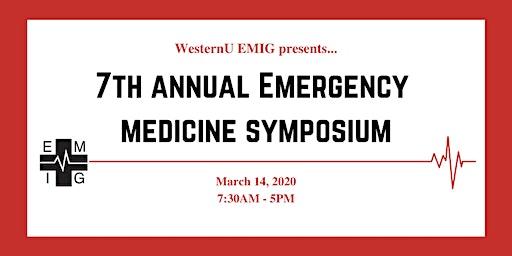 WesternU EMIG 7th Annual Emergency Medicine Symposium