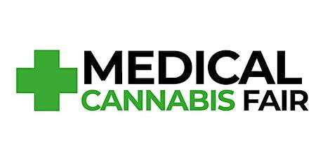 MEDICAL CANNABIS FAIR ingressos