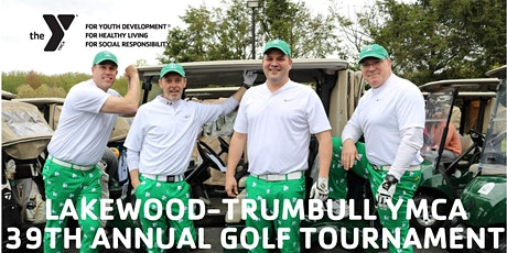 Lakewood-Trumbull YMCA 39th Annual Golf Tournament tickets