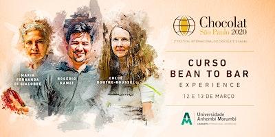 Curso Bean to Bar Experience | Chocolat Festival | São Paulo 2020