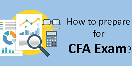 Free Seminar : How to Pass the CFA Exam tickets
