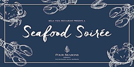 Seafood Soirée at Bella Vista Restaurant tickets