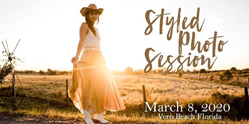 Styled Photo Session  March 8, 2020