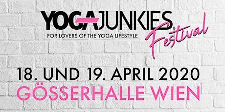 Yoga Junkies Festival | April 18 /19 Tickets