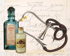 Opening Reception - Exhibit: Health, Healing and Addiction in 19th Century America tickets