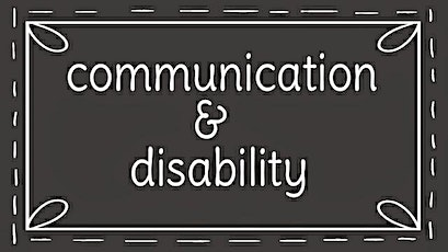Disaster Communications Seminar for Individuals with Disabilities tickets