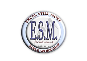 Excel Still More Bible Workshop