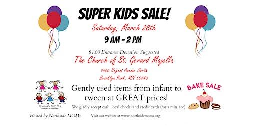 Super Kids Sale!