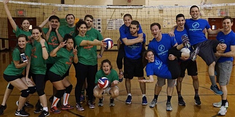 Adult Pick-up Volleyball at Francis Stevens School tickets