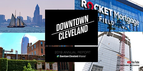 2020 Downtown Cleveland Alliance Annual Report Release tickets