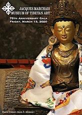 Tibetan Museum's 75th Anniversary Gala tickets