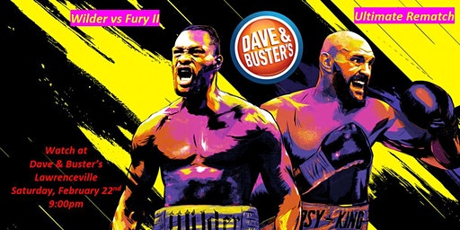 Wilder VS Fury II 2020 Dave & Buster's Watch Party Lawrenceville, GA, 045