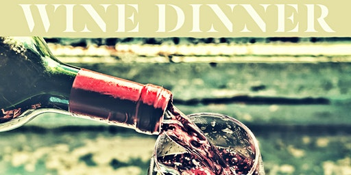 Sonoma County Wine Dinner at 3 Palms Pinecrest
