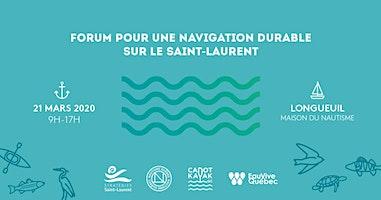 Forum pour une navigation durable sur le Saint-Laurent