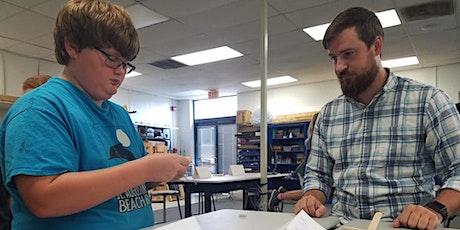 STEM Camp - Focus on Engineering tickets