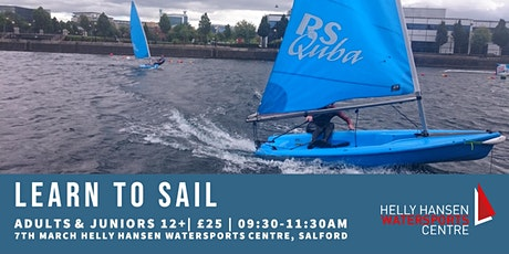 Learn to Sail tickets