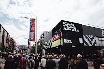 CARABAO CUP: Aston Villa Fanpark tickets
