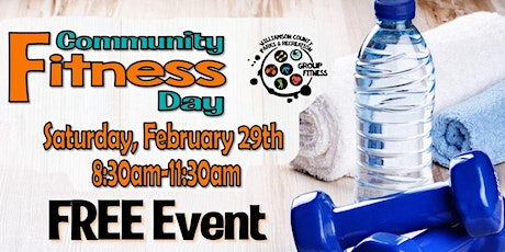 Community Fitness Day 2020 tickets
