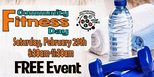 Community Fitness Day 2020