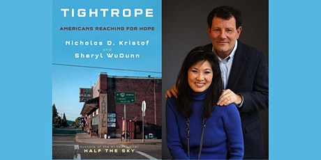 An Abandoned American Class – Kristof and WuDunn to Discuss 'Tightrope' tickets
