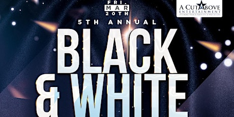 5th Annual Black and White Nola tickets