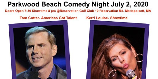 Parkwood Beach Comedy Night