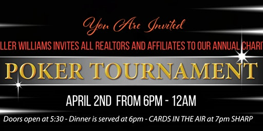 2020 Charity Poker Tournament