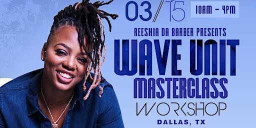 Wave Unit Masterclass & Workshop