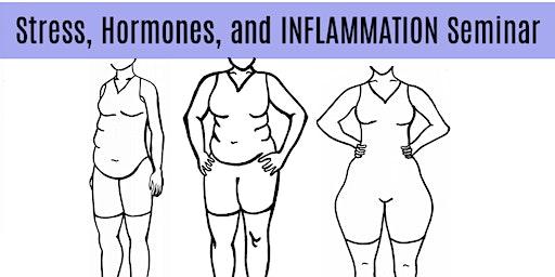 Help for Stress, Hormones & Inflammation! Seminar
