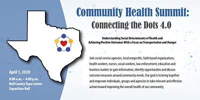 Community Health Summit: Connecting the Dots 4.0