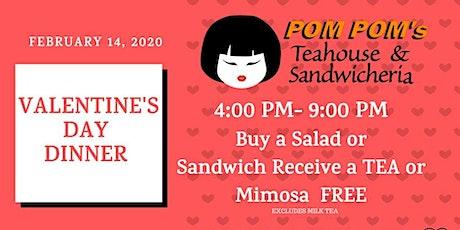 Valentine Day at Pom Pom tickets