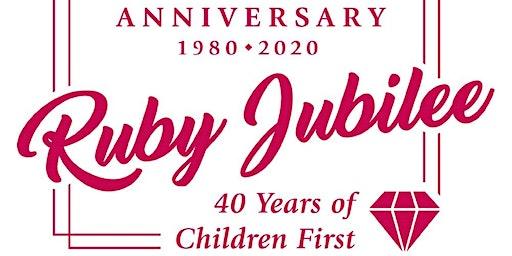 Ruby Jubilee - 40th Anniversary Celebration