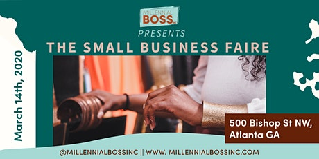The Small Business Faire: Atlanta tickets