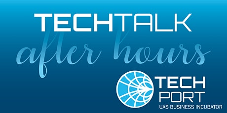 TechTalk after hours:  Why Southern Maryland; A Startup's Perspective tickets