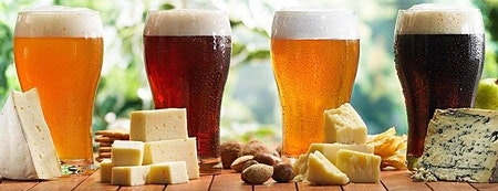 Stonehooker's Beer & Cheese Pairing IV