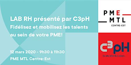 LAB RH - Fidélisez et mobilisez les talents au sein de votre PME ! tickets
