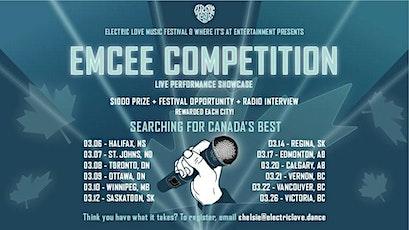 Emcee Competition (Winnipeg) tickets