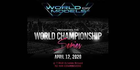 WORLD OF MODELS - Les Championnats du Monde de la Mode et du Talent tickets
