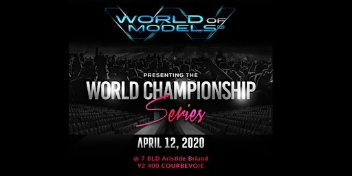 WORLD OF MODELS - Les Championnats du Monde de la Mode et du Talent