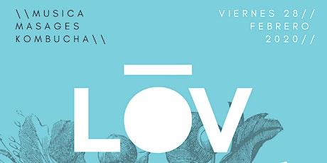 Los LŌV Concerts de KōAN CLUB: música en directo y Head masages . entradas