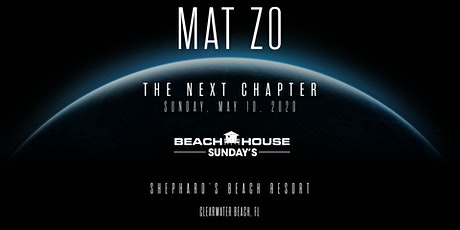 Mat Zo  at Beach House Sundays 2020 tickets
