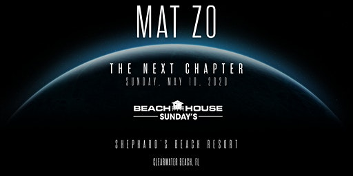 Mat Zo  at Beach House Sundays 2020