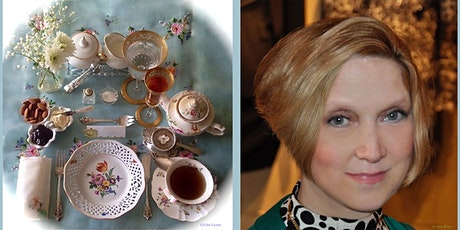 """""""The Artistry of Afternoon Tea: Rituals, Etiquette, Food and Fashion"""" by Ellen Easton tickets"""