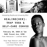 Healing (HER): Trap Yoga & Self-Care Convos