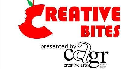 Creative Bites: networking breakfast for Gympie region creatives tickets