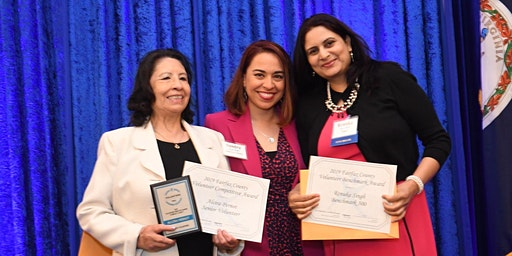 28th Annual Fairfax County Volunteer Service Awards