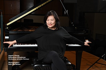 An Evening with Angela Cheng tickets